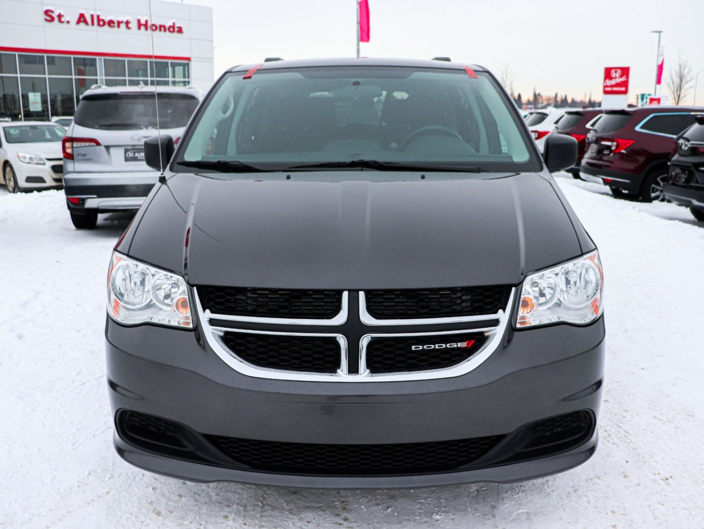 2017 Dodge Grand Caravan SXT for sale in St. Albert, Alberta