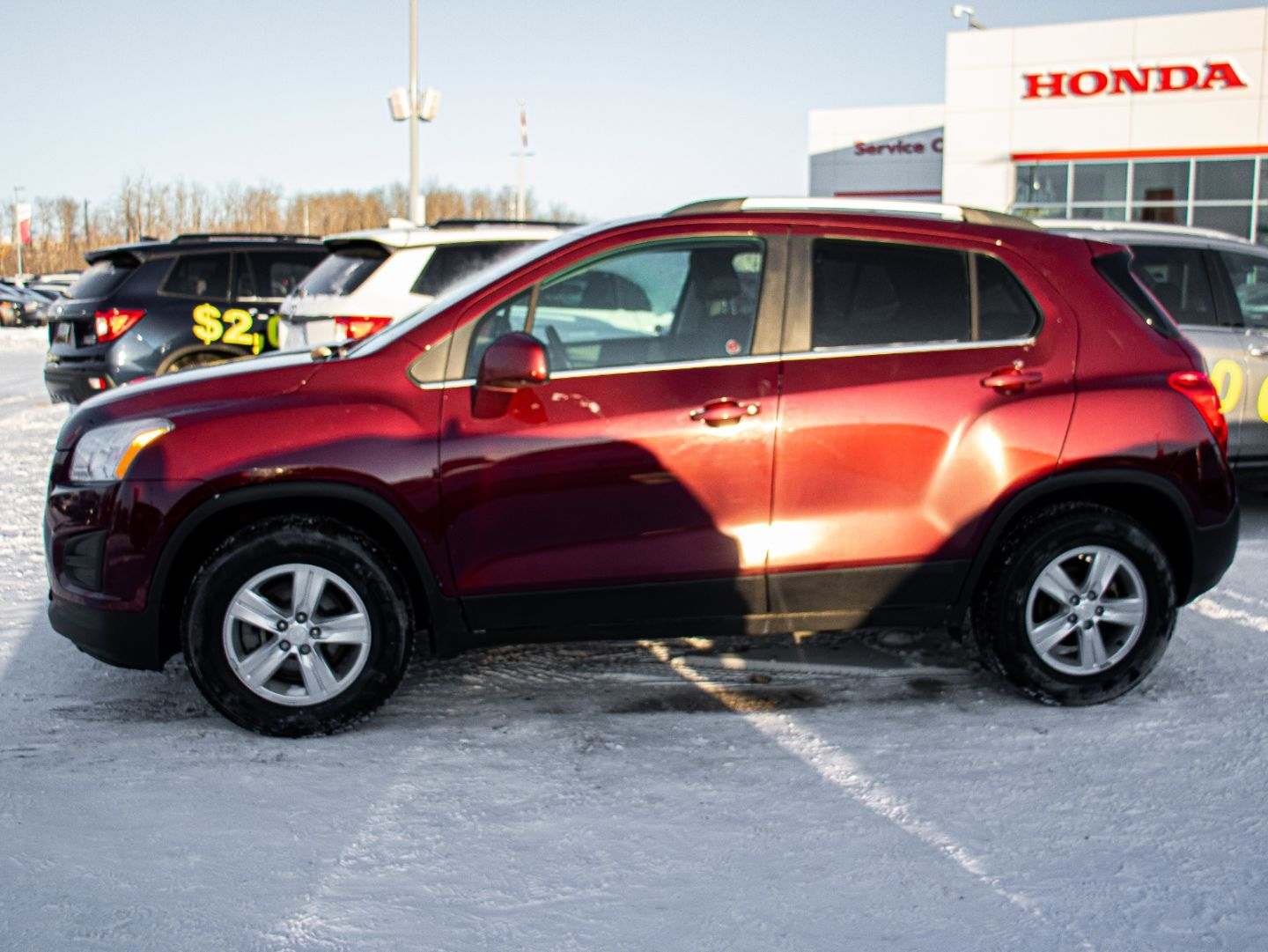 2015 Chevrolet Trax LT for sale in St. Albert, Alberta