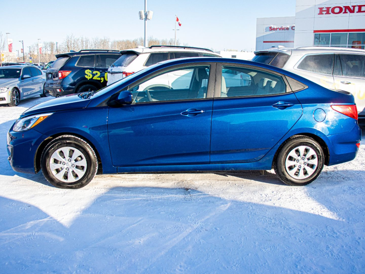 2017 Hyundai Accent GL for sale in St. Albert, Alberta