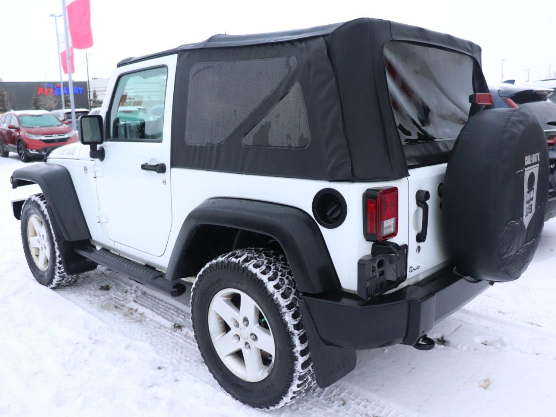 2013 Jeep Wrangler Sport for sale in St. Albert, Alberta