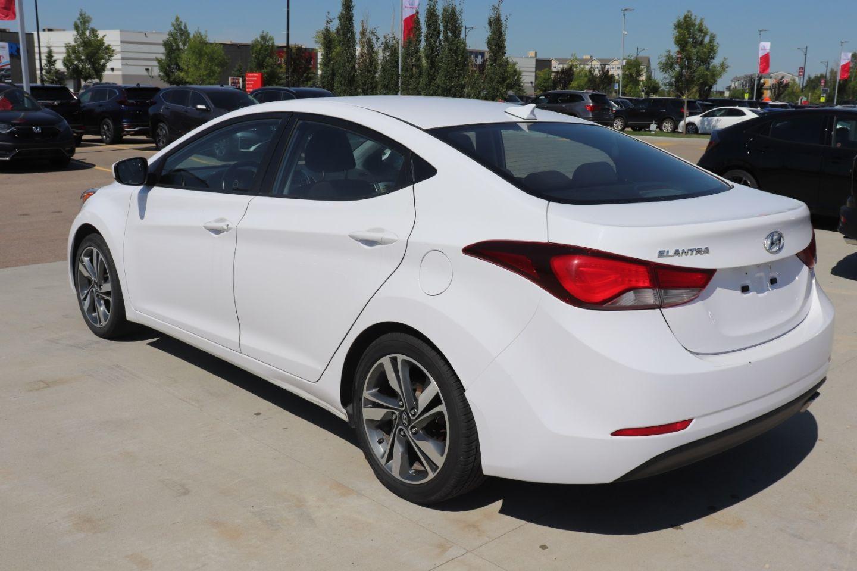2016 Hyundai Elantra GLS for sale in St. Albert, Alberta