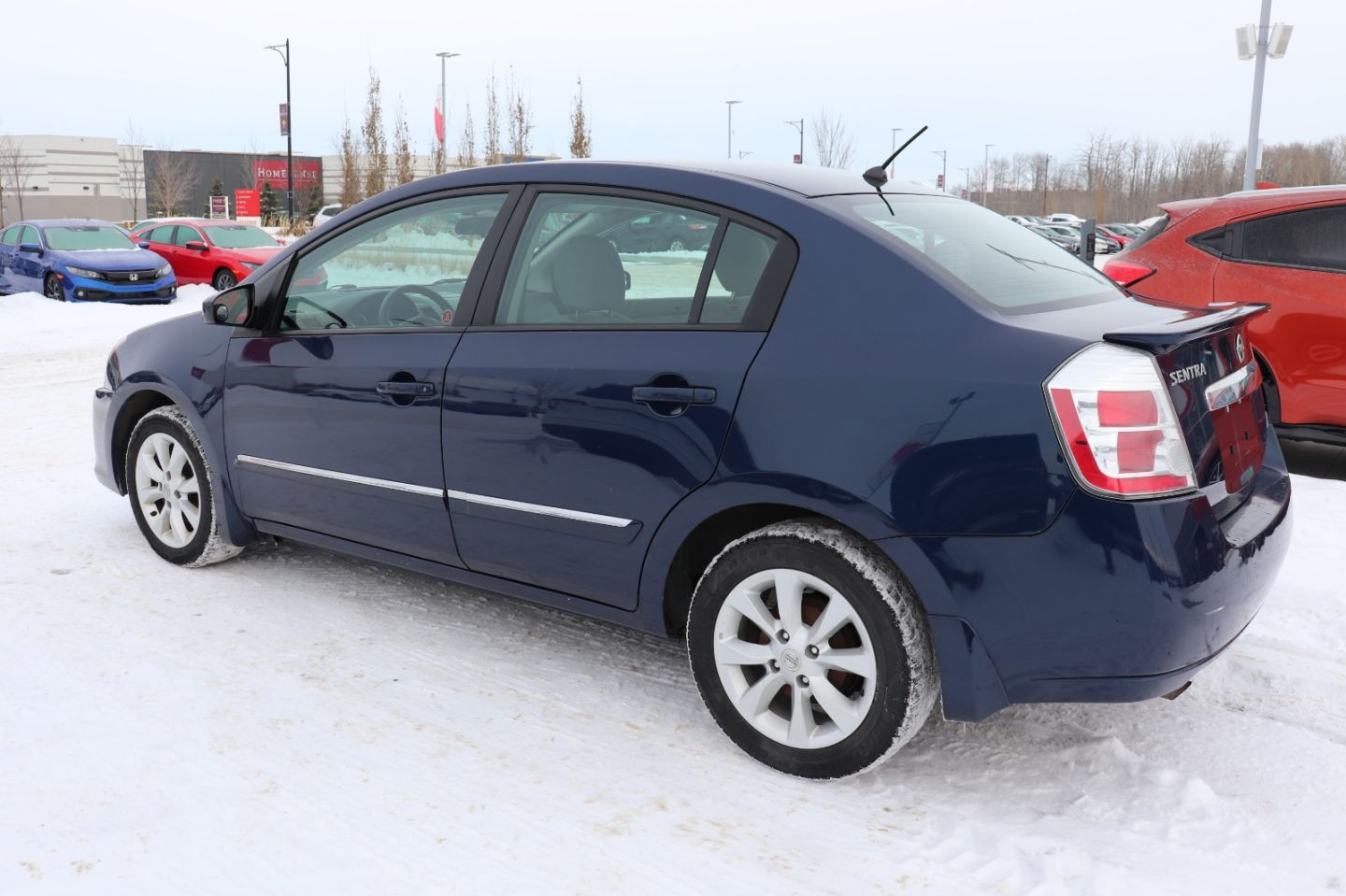 2012 Nissan Sentra 2.0 S for sale in St. Albert, Alberta