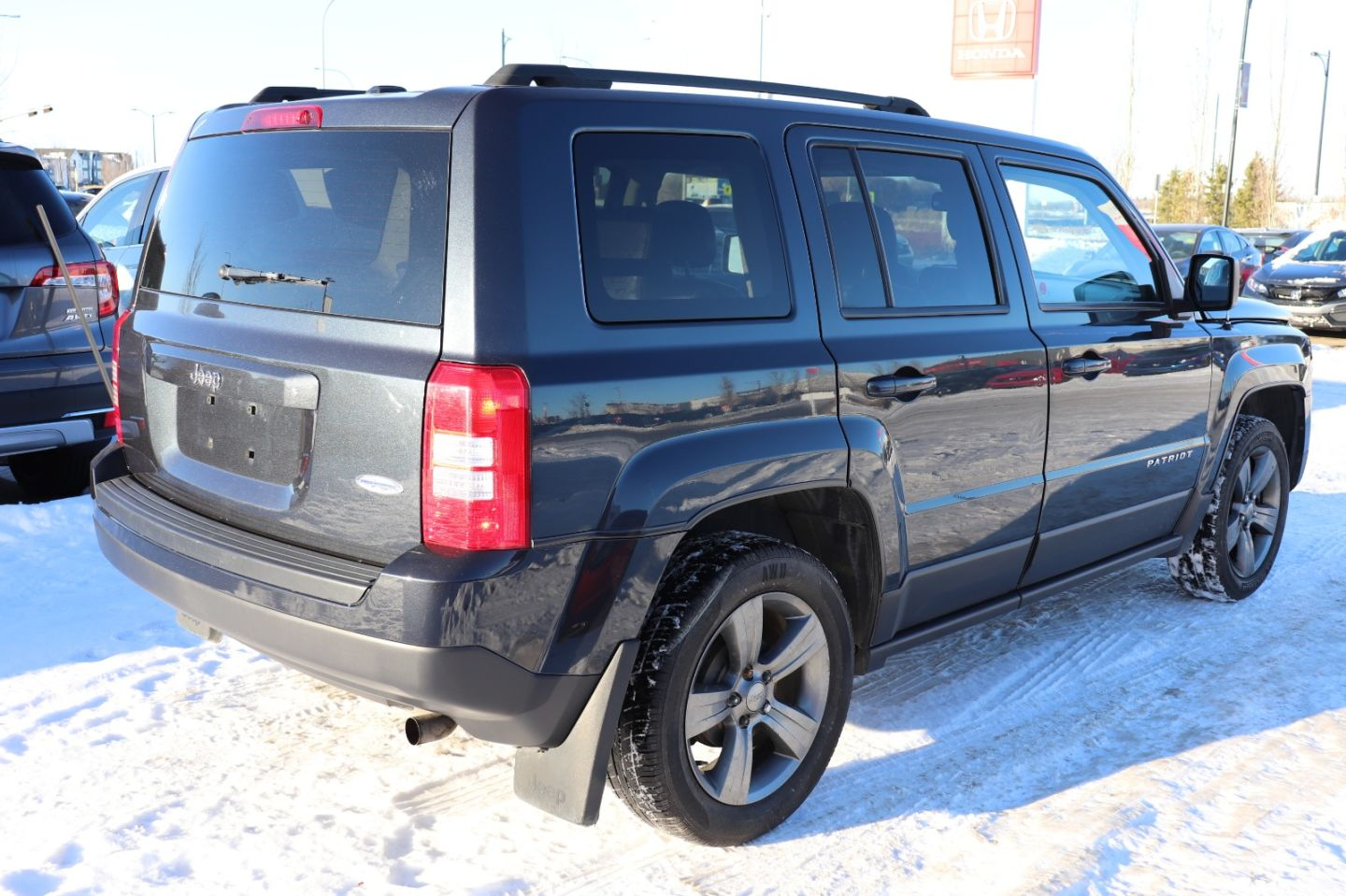 2015 Jeep Patriot High Altitude for sale in St. Albert, Alberta