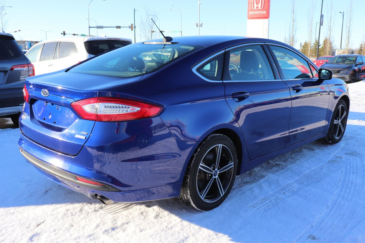 2014 Ford Fusion SE for sale in St. Albert, Alberta