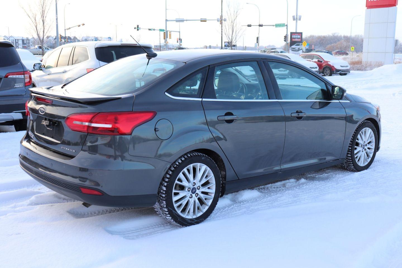 2017 Ford Focus Titanium for sale in St. Albert, Alberta