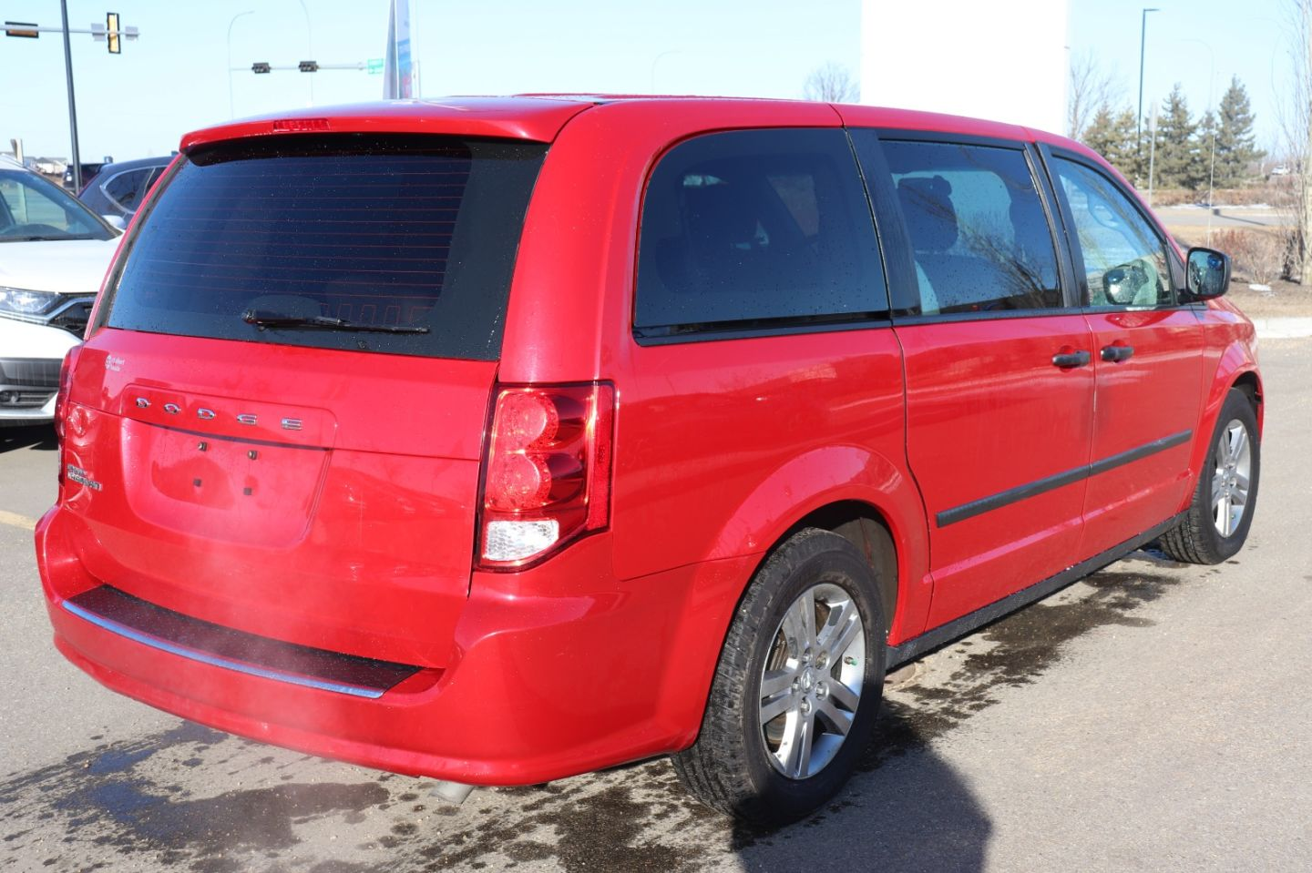 2015 Dodge Grand Caravan Canada Value Package for sale in St. Albert, Alberta