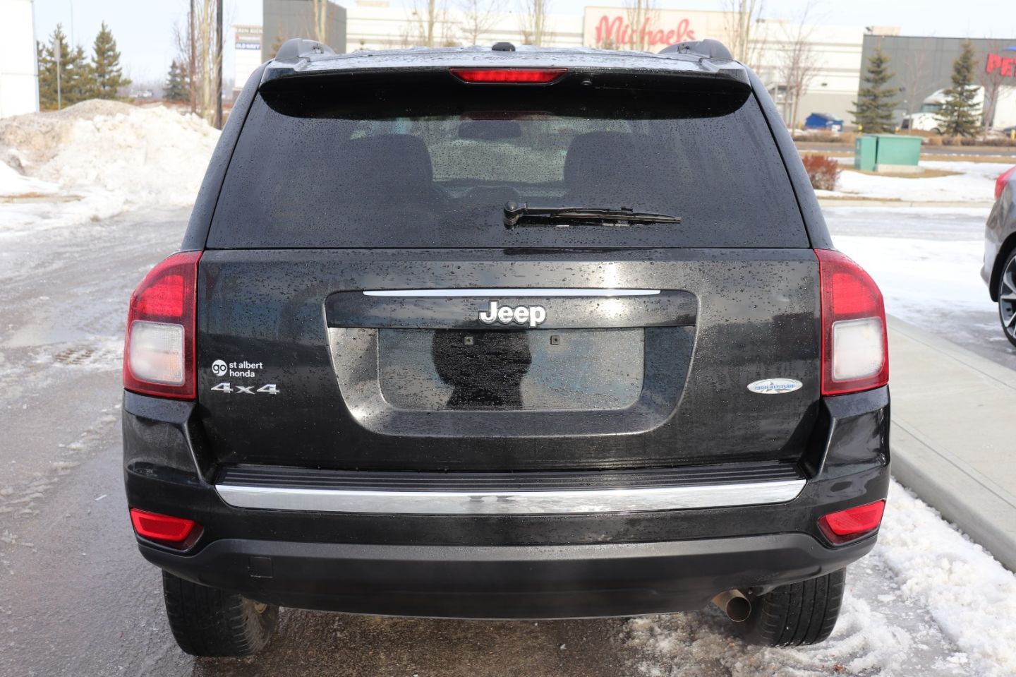 2017 Jeep Compass High Altitude Edition for sale in St. Albert, Alberta