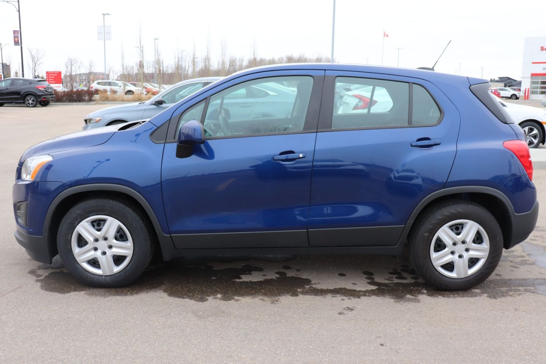 2016 Chevrolet Trax LS for sale in St. Albert, Alberta