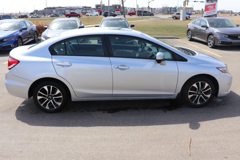 2015 Honda Civic Sedan EX for sale in St. Albert, Alberta