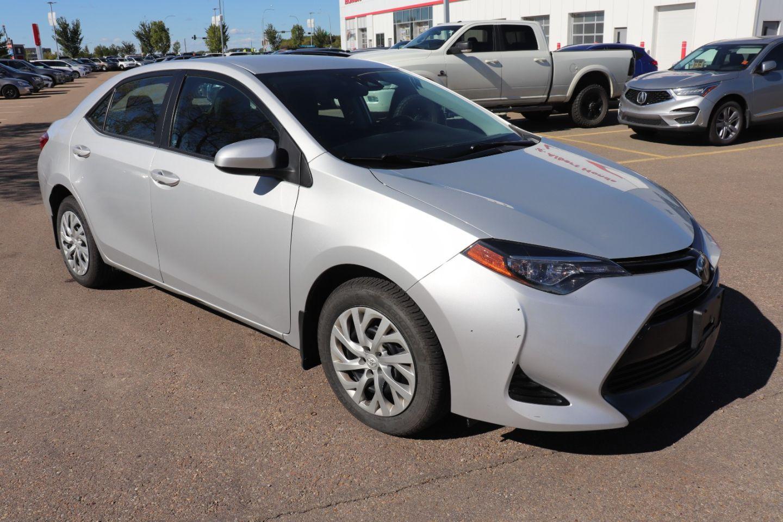 2017 Toyota Corolla LE for sale in St. Albert, Alberta