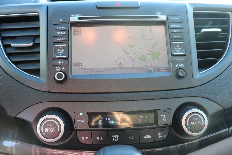 2013 Honda CR-V Touring for sale in St. Albert, Alberta