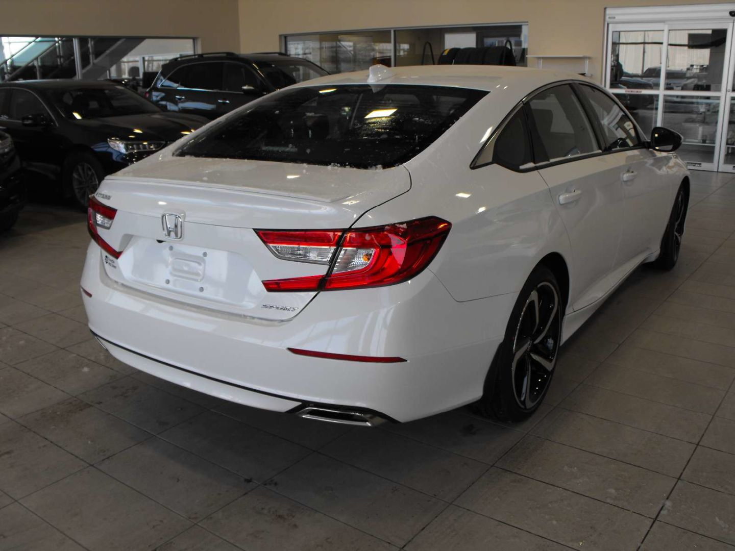 2019 Honda Accord Sedan Sport for sale in Red Deer, Alberta