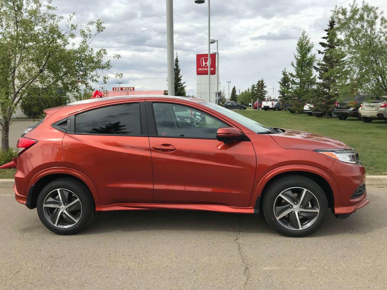 2019 Honda HR-V Touring for sale in Red Deer, Alberta