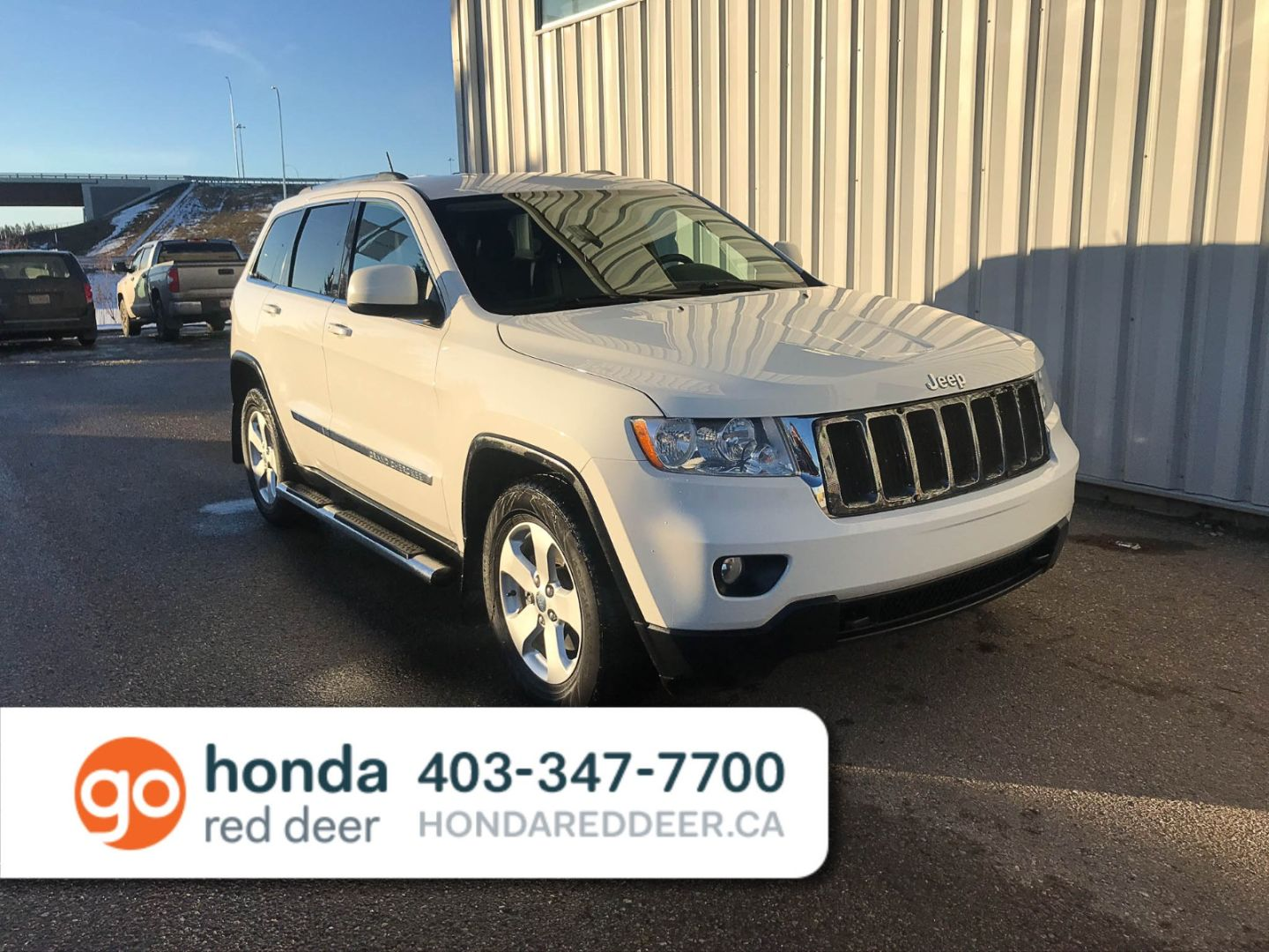 2012 Jeep Grand Cherokee Laredo for sale in Red Deer, Alberta