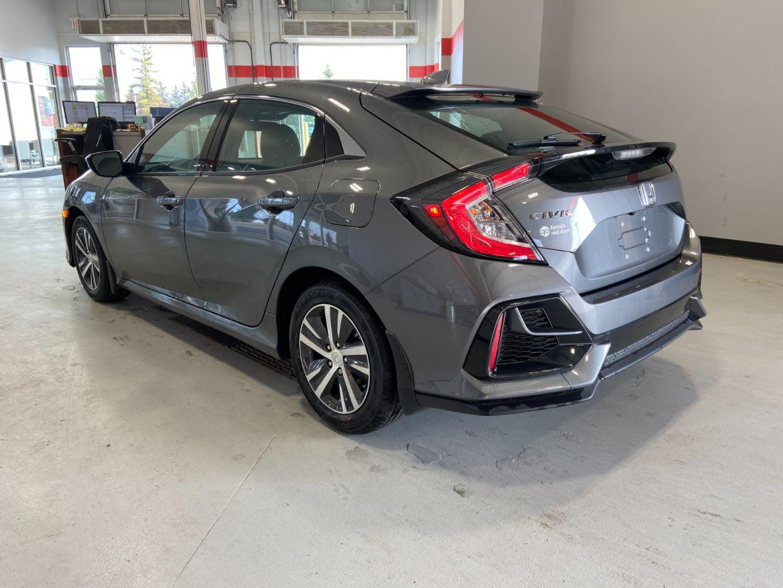 2020 Honda Civic Hatchback LX for sale in Red Deer, Alberta