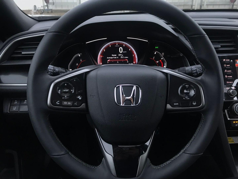 2020 Honda Civic Hatchback Sport Touring for sale in Red Deer, Alberta