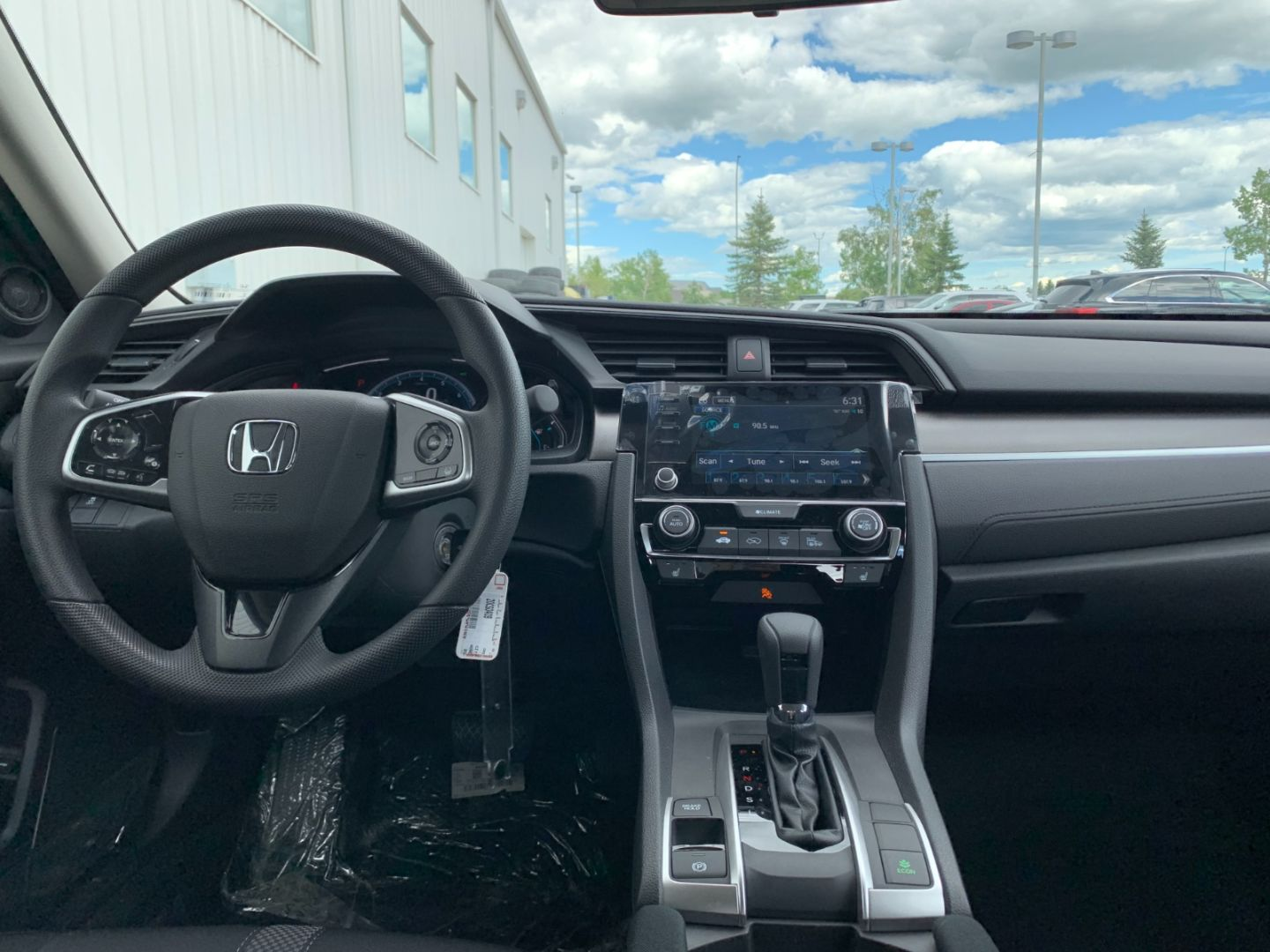 2020 Honda Civic Sedan LX for sale in Red Deer, Alberta