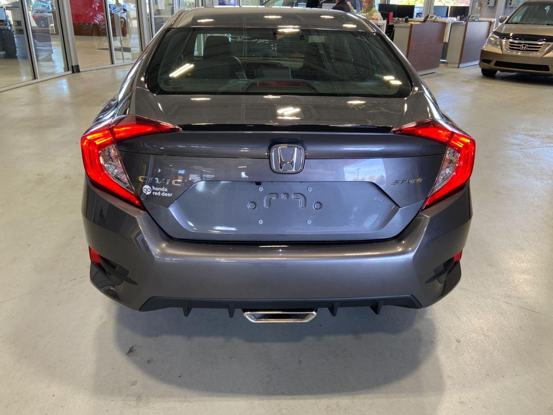 2020 Honda Civic Sedan Sport for sale in Red Deer, Alberta