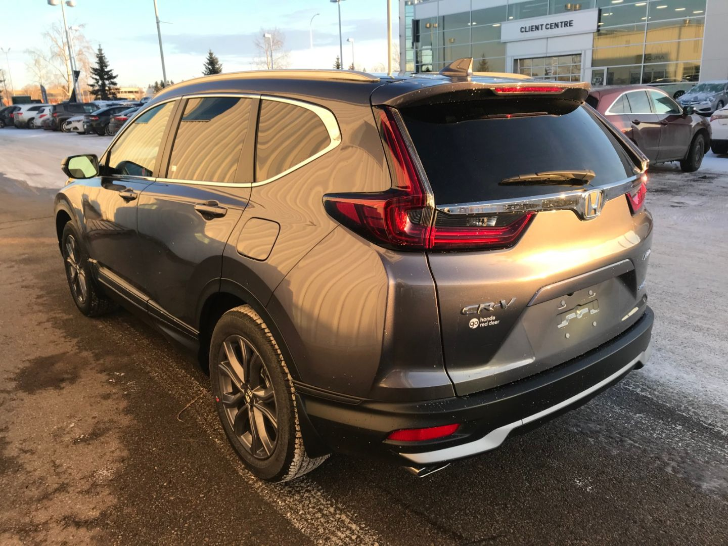 2020 Honda CR-V Sport for sale in Red Deer, Alberta