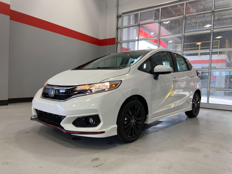 2020 Honda Fit Sport for sale in Red Deer, Alberta