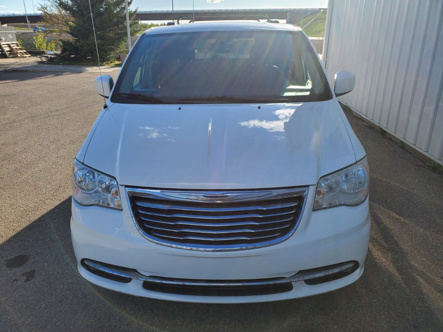 2011 Chrysler Town & Country Touring-L for sale in Red Deer, Alberta