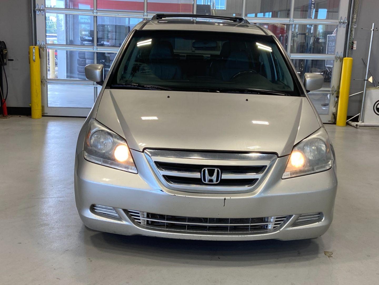 2007 Honda Odyssey EX-L for sale in Red Deer, Alberta