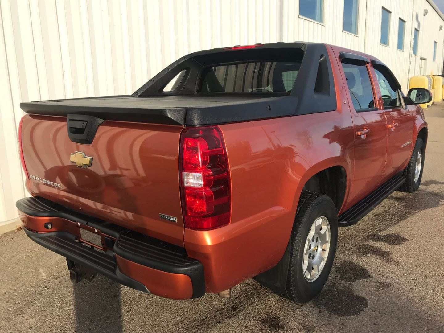 2008 Chevrolet Avalanche LT2 for sale in Red Deer, Alberta