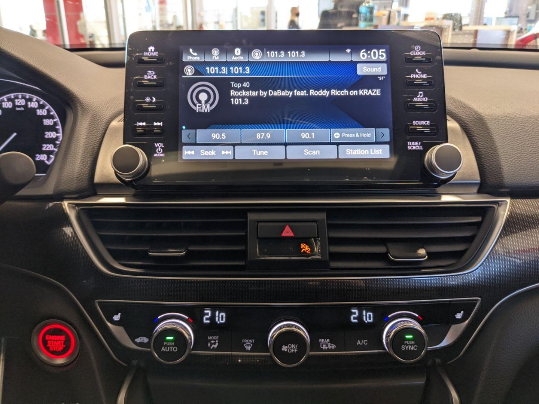 2021 Honda Accord Sedan Sport 2.0 for sale in Red Deer, Alberta