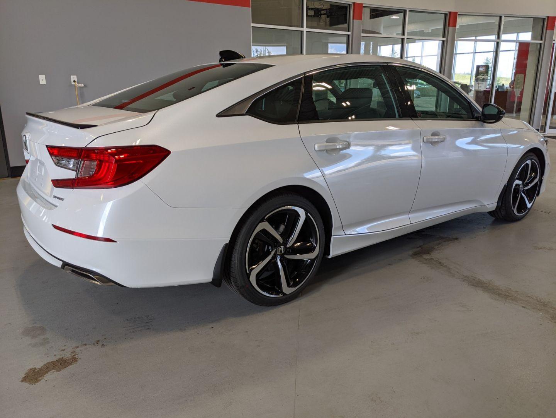 2021 Honda Accord Sedan Sport for sale in Red Deer, Alberta