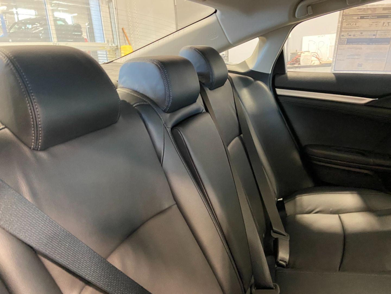 2021 Honda Civic Sedan Touring for sale in Red Deer, Alberta