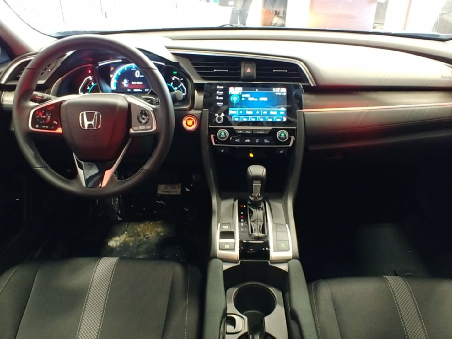 2021 Honda Civic Sedan EX for sale in Red Deer, Alberta