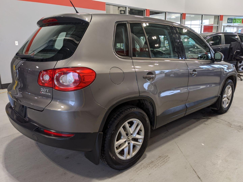 2010 Volkswagen Tiguan Trendline for sale in Red Deer, Alberta