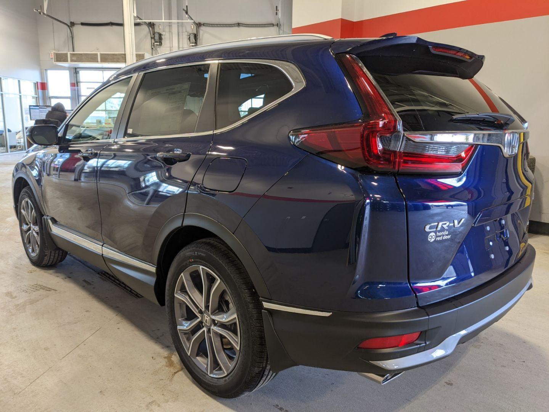 2021 Honda CR-V Touring for sale in Red Deer, Alberta