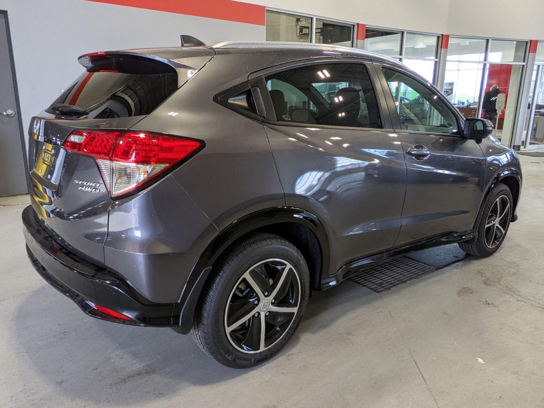 2021 Honda HR-V Sport for sale in Red Deer, Alberta