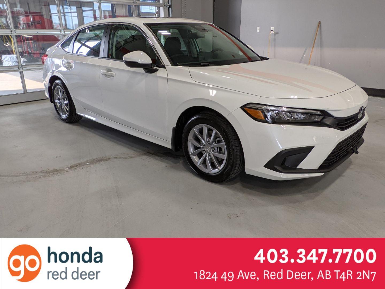2022 Honda Civic Sedan EX for sale in Red Deer, Alberta