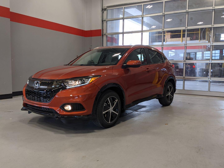 2022 Honda HR-V Sport for sale in Red Deer, Alberta