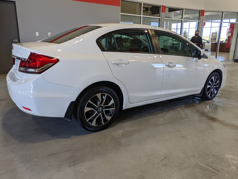 2015 Honda Civic Sedan EX for sale in Red Deer, Alberta