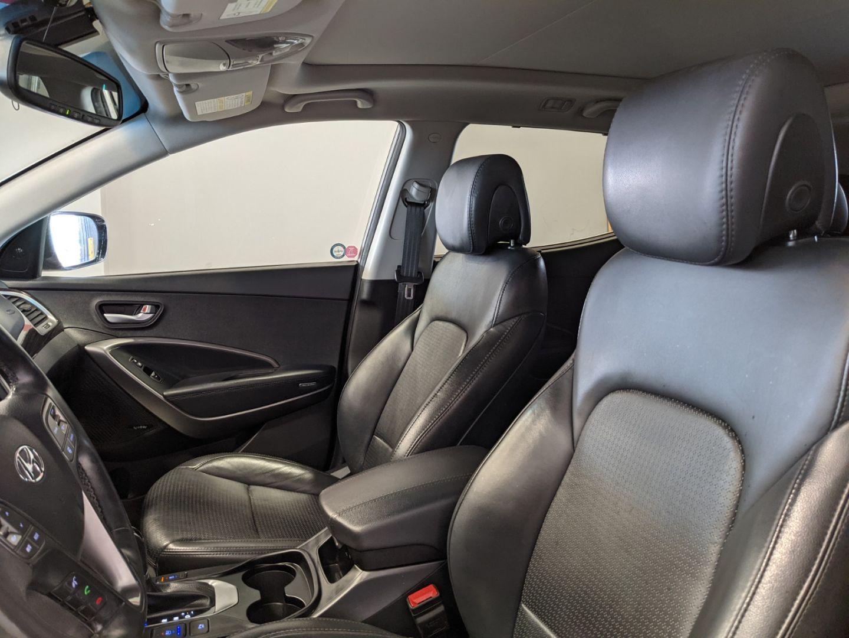 2013 Hyundai Santa Fe Limited for sale in Red Deer, Alberta