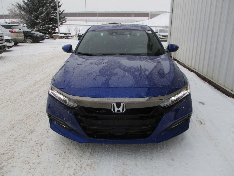 2019 Honda Accord Sedan Sport for sale in Red Deer, Alberta