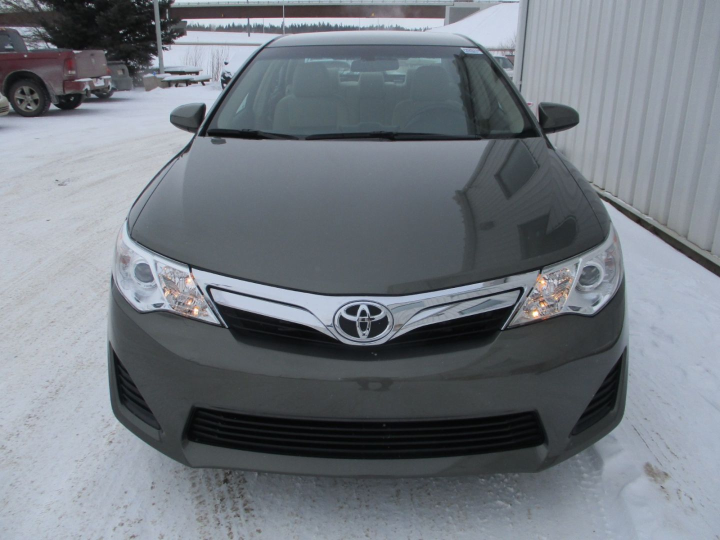 2014 Toyota Camry LE for sale in Red Deer, Alberta