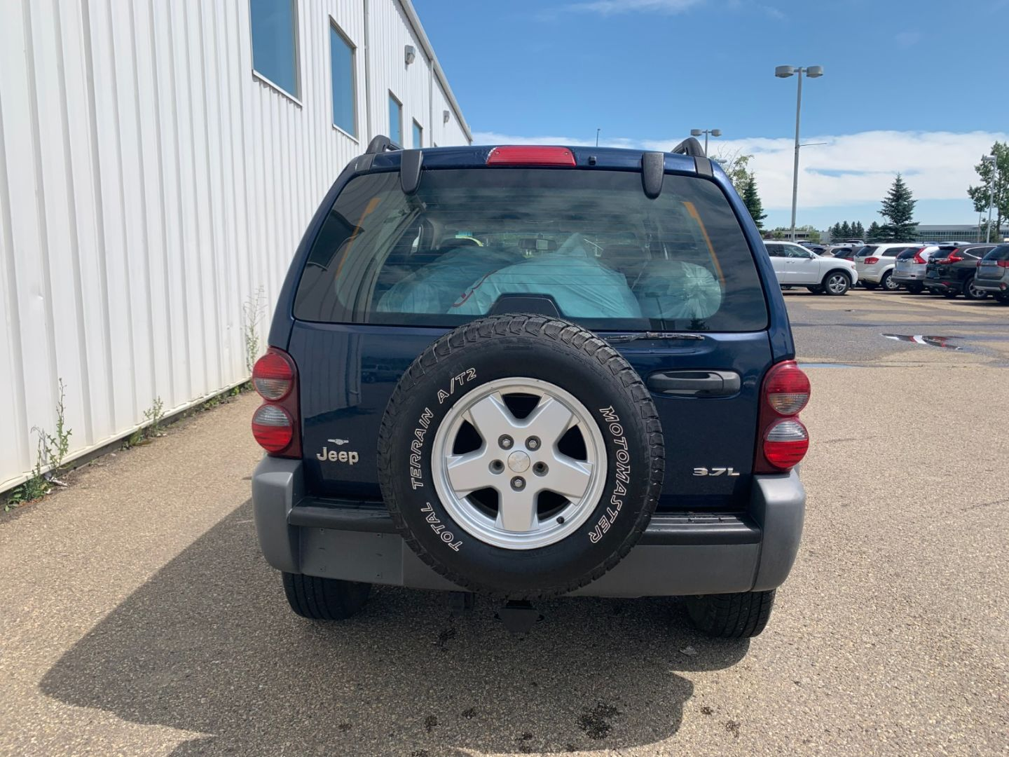 2005 Jeep Liberty Sport for sale in Red Deer, Alberta