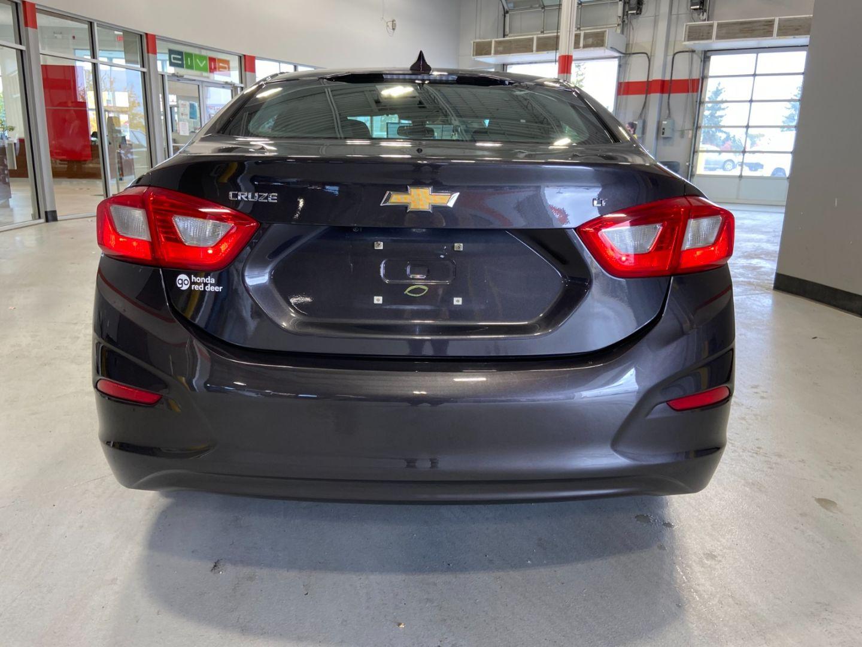 2016 Chevrolet Cruze LT for sale in Red Deer, Alberta