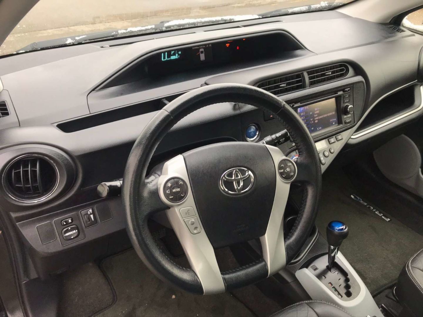 2014 Toyota Prius c Technology for sale in Red Deer, Alberta