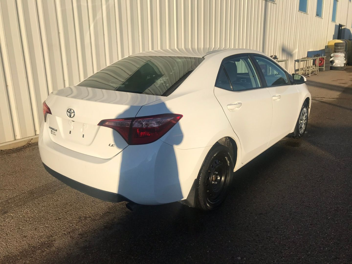 2018 Toyota Corolla LE for sale in Red Deer, Alberta