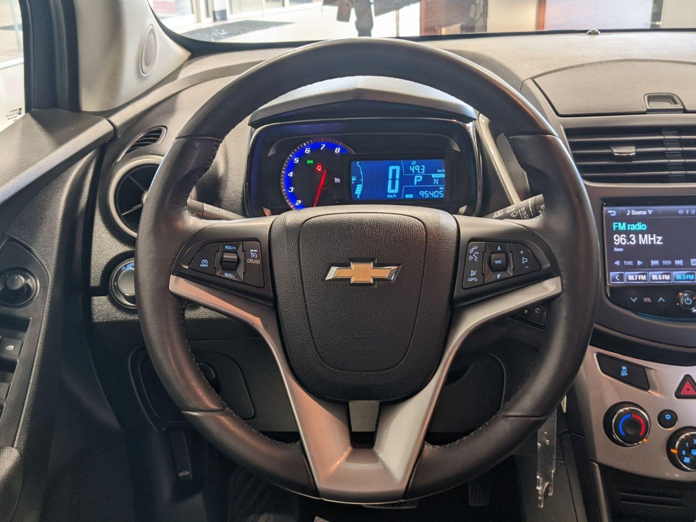 2016 Chevrolet Trax LT for sale in Red Deer, Alberta