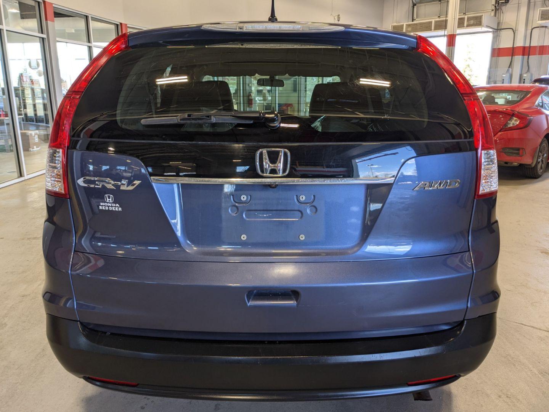 2012 Honda CR-V EX for sale in Red Deer, Alberta