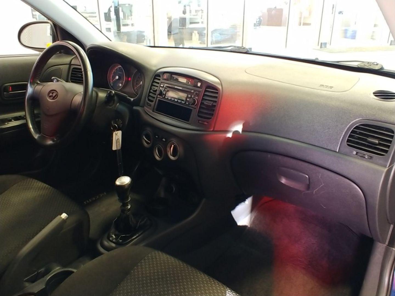 2008 Hyundai Accent L for sale in Red Deer, Alberta