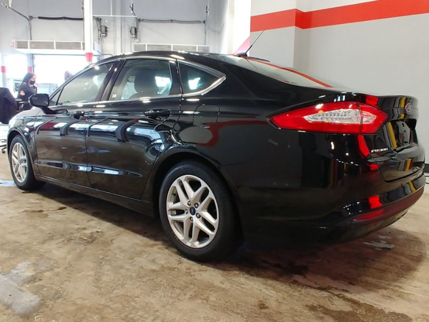 2016 Ford Fusion SE for sale in Red Deer, Alberta