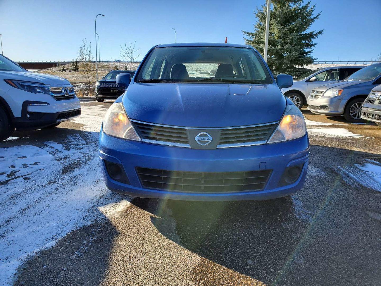 2007 Nissan Versa 1.8 SL for sale in Red Deer, Alberta