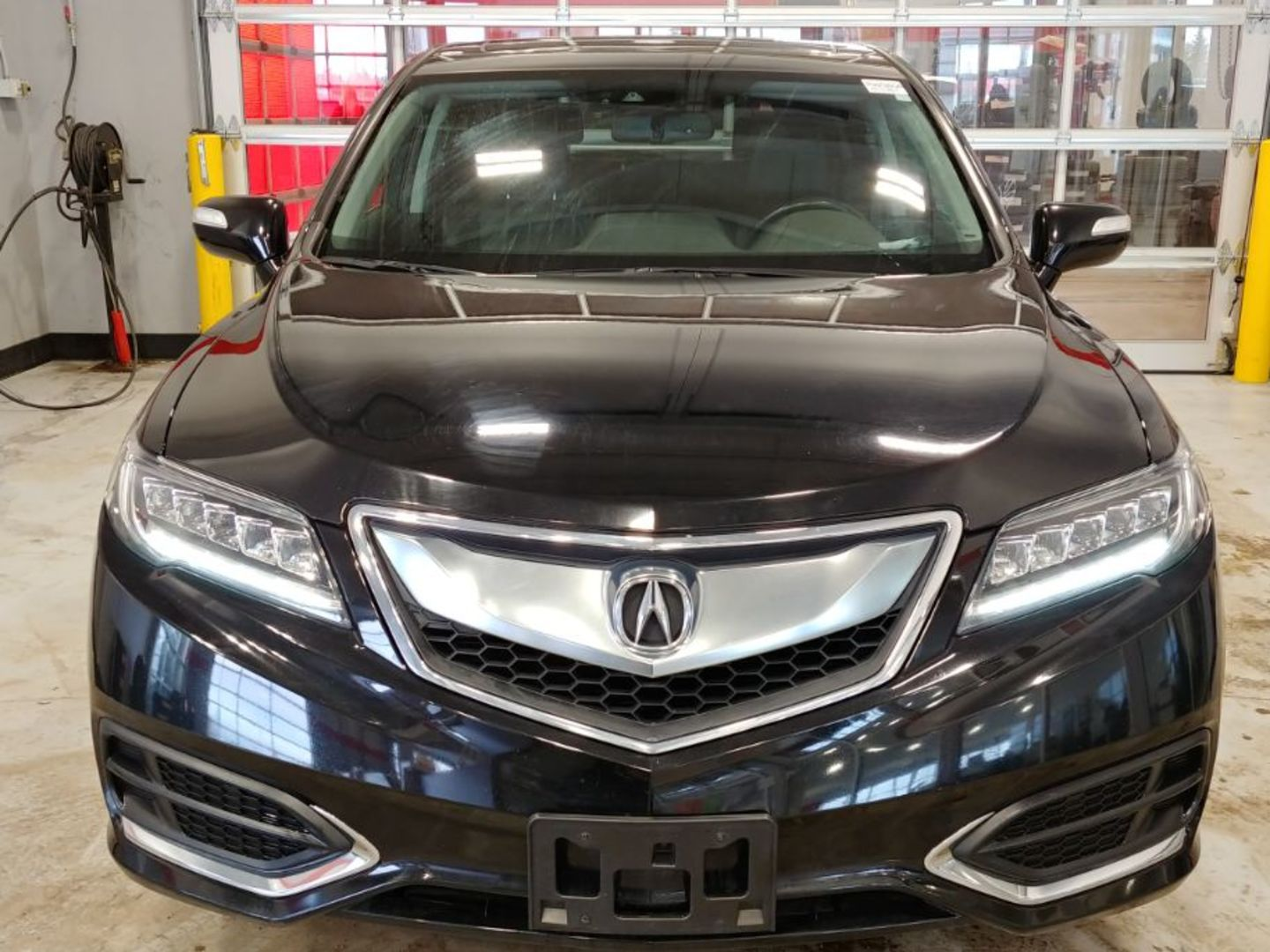 Used 2017 Acura Rdx Tech Pkg Pw2980a Red Deer Alberta Go Auto